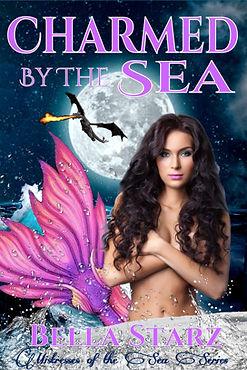Mermaid5CharmedByTheSeaBookCoverBS(Small