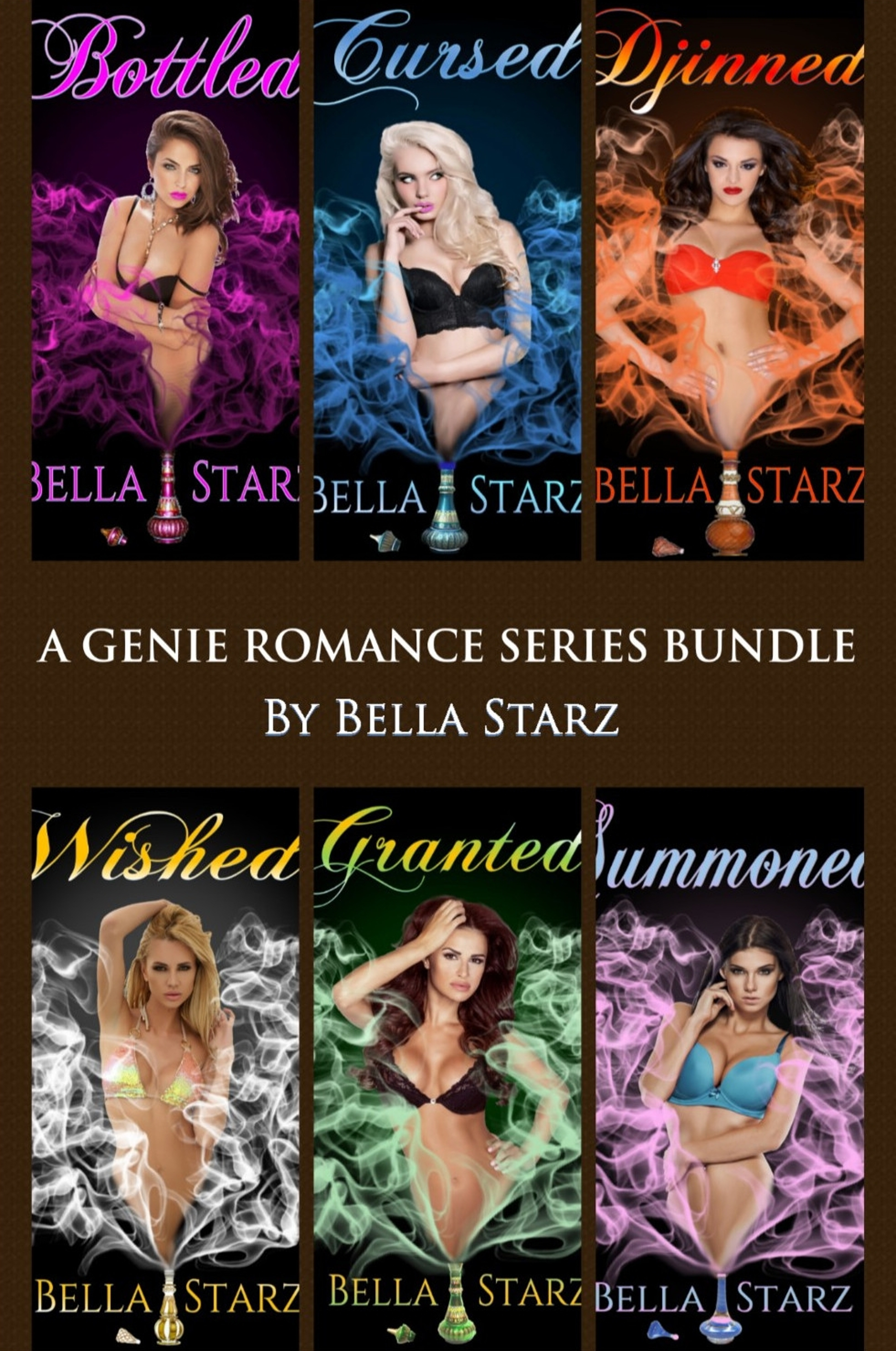 A Genie Romance Series Bundle