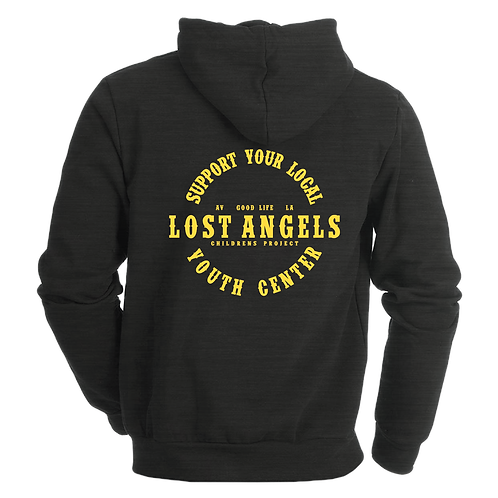Support Local Youth Center Hoodie