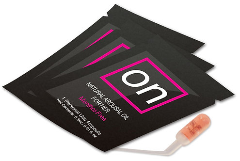 ON Arousal Oil - Single Use Ampoule Packet