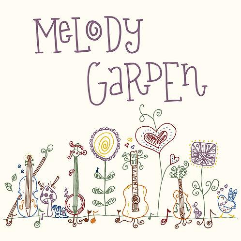 Melody Garden CD