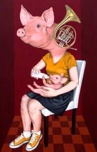 'Domuz' / 'Pig'