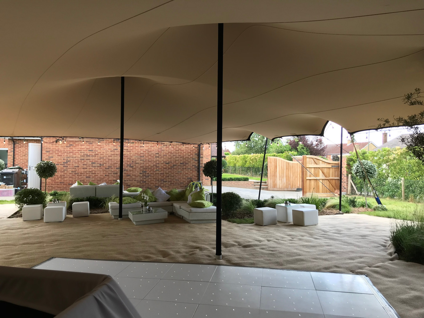 Stretch Tent Hire Ascot