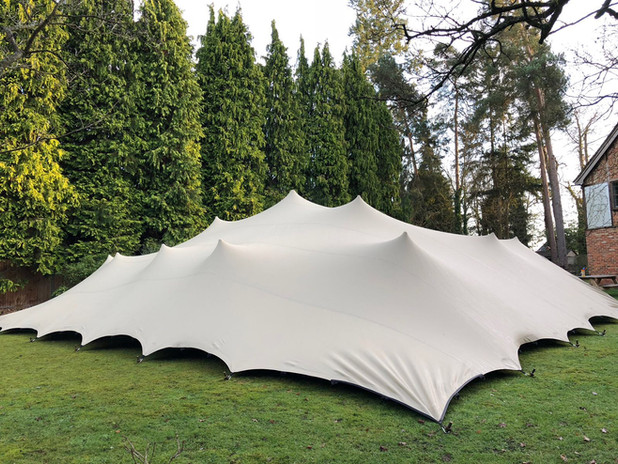 Festival Tent Hire VIP