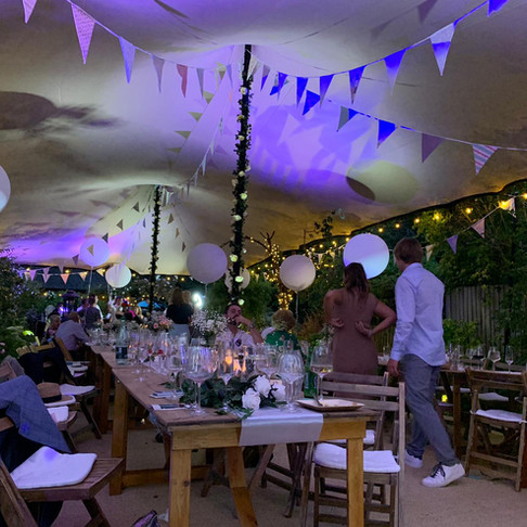 Tents, Weddings & Decor