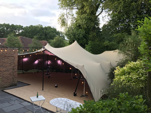 Flexitent Marquee Hire