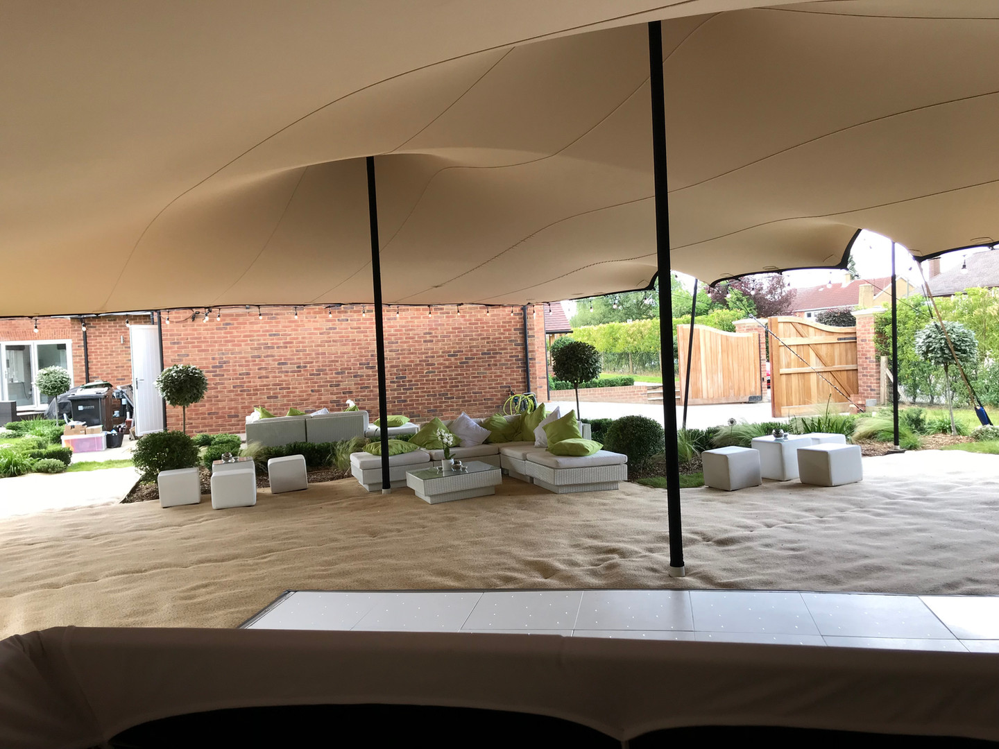 Ibiza Party Tent Guildford