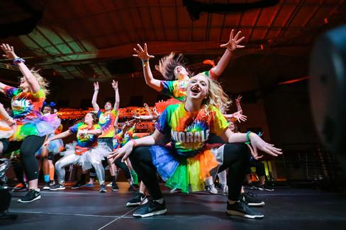 muncie indianapolis editorial magazine riley kids dance marathon photographer
