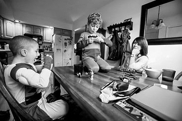 Story Sessions {Documentary Family Photography}