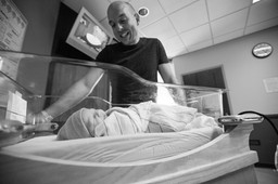 muncie indianapolis newborn fresh48 photographer