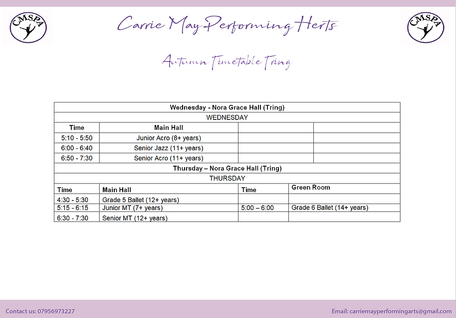 Autumn TimeTable_Tring.PNG
