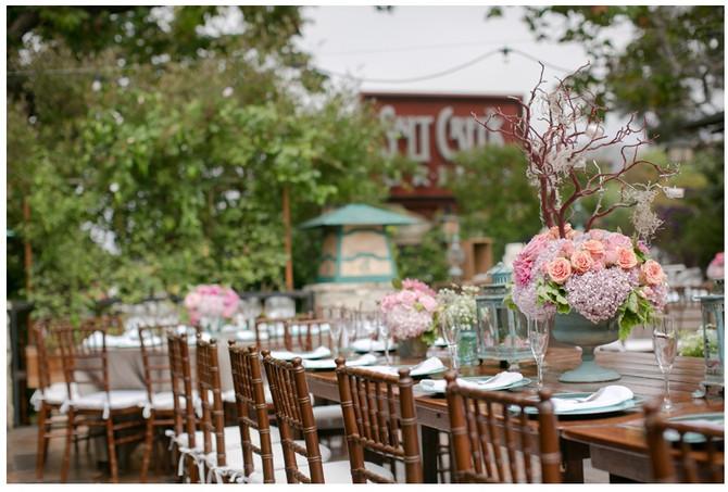 Salt Creek Grille Bridal Show