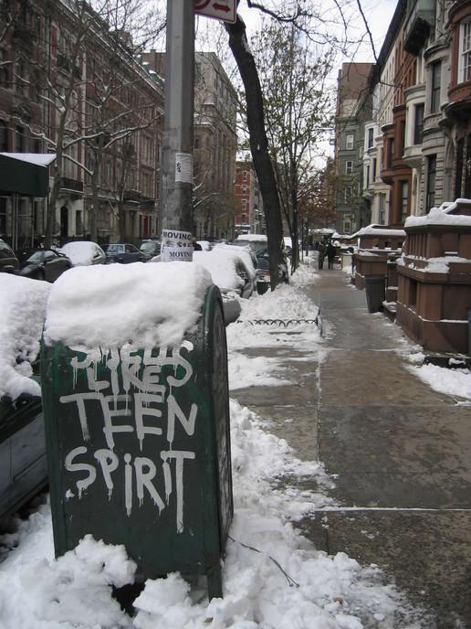 Nirvana in New York