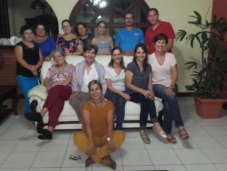 Visita Equipo Zonal y Equipo Nacional a Coord. Trópico Húmedo