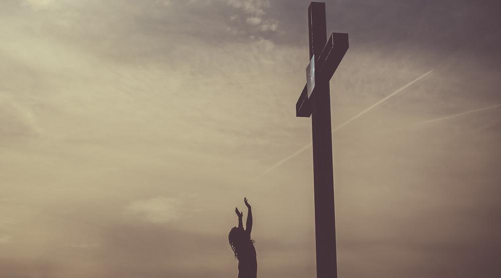 Orad para no caer en tentación.