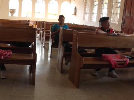 "TOV Adolescente ""Caminando con Jesús"", Coord. Trópico Húmedo"