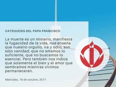 La esperanza cristiana y la realidad de la muerte - Catequesis Papa Francisco
