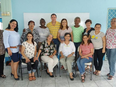 Visita Equipo Zonal y Nacional a la Coordinación de Limón