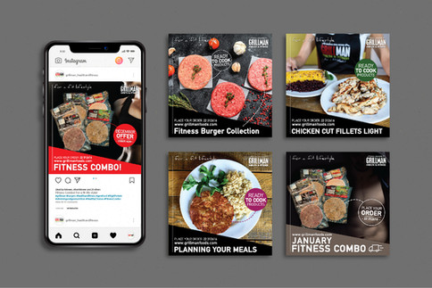 GrillMan, health & fitness