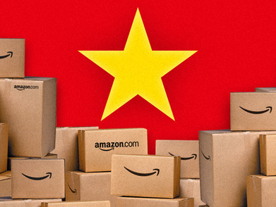 Amazon is ready for business in Vietnam, if it can handle it...