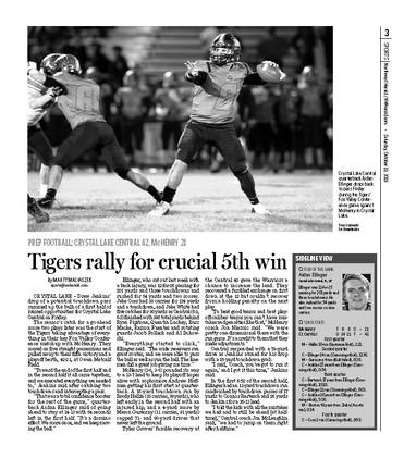Northwest Herald (IL) - 19 October 2019