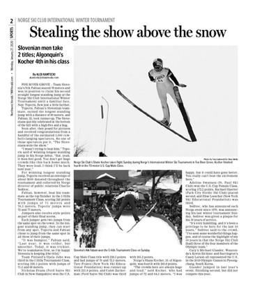 Northwest Herald (IL) - 27 January 2020