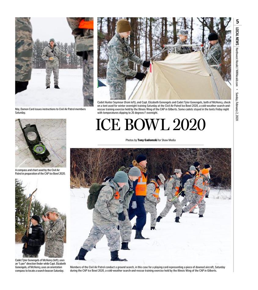 Northwest Herald (IL) - 02 February 2020