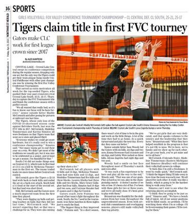 Northwest Herald (IL) - 23 April 2021