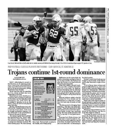 Northwest Herald (IL) - 03 November 2019