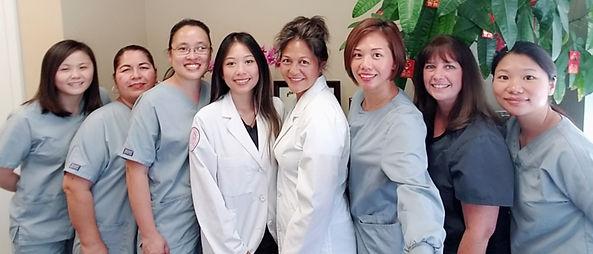 Chinatown Family Dental Staff