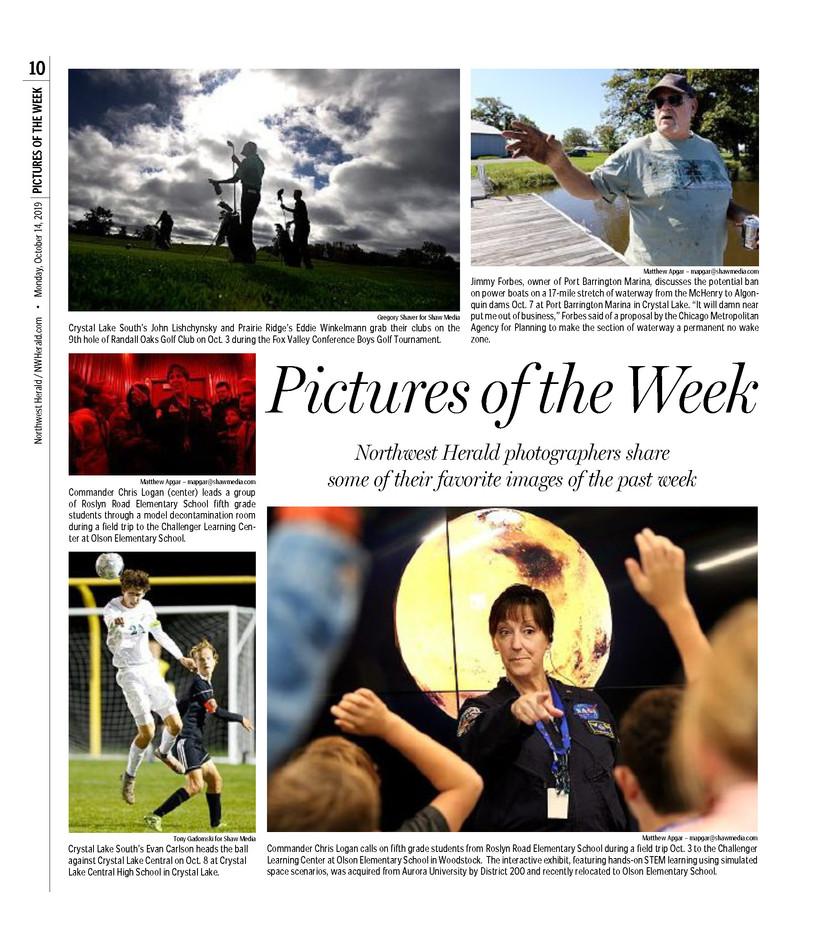 Northwest Herald (IL) - 14 October 2019
