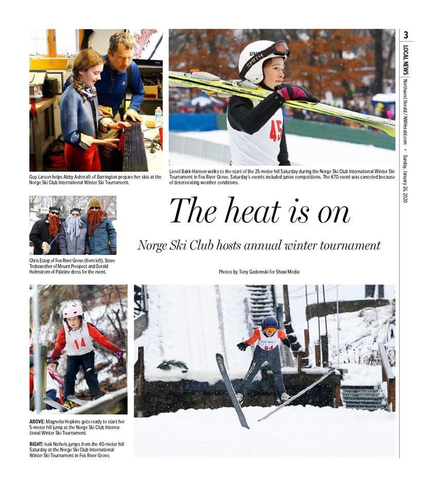 Northwest Herald (IL) - 26 January 2020