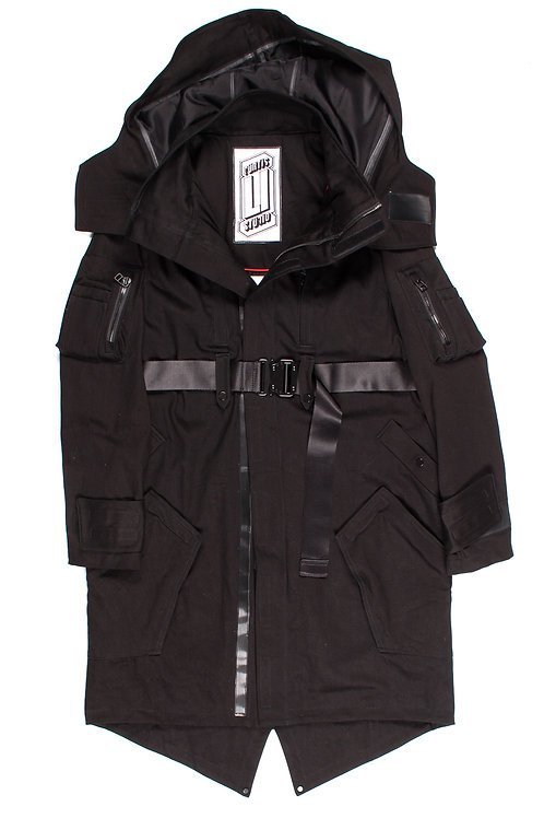 Conservative Heavy Duty Parka