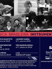 Sesc Pinheiros, SP 2017