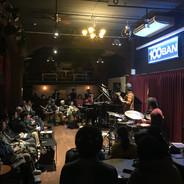 Show do Antonio Loureiro Trio no 100Ban Hall na cidade de Kobe, Japão 02/12/2019