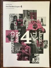 Revista CAPA: Jazz The New Chapter 4 (2017)
