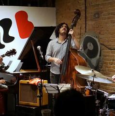 Com Mike Moreno, John Escreet e Frederico Heliodoro, Jazz B, São Paulo 2016
