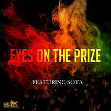 Jah Movement Eyes on the Prize Single Cover