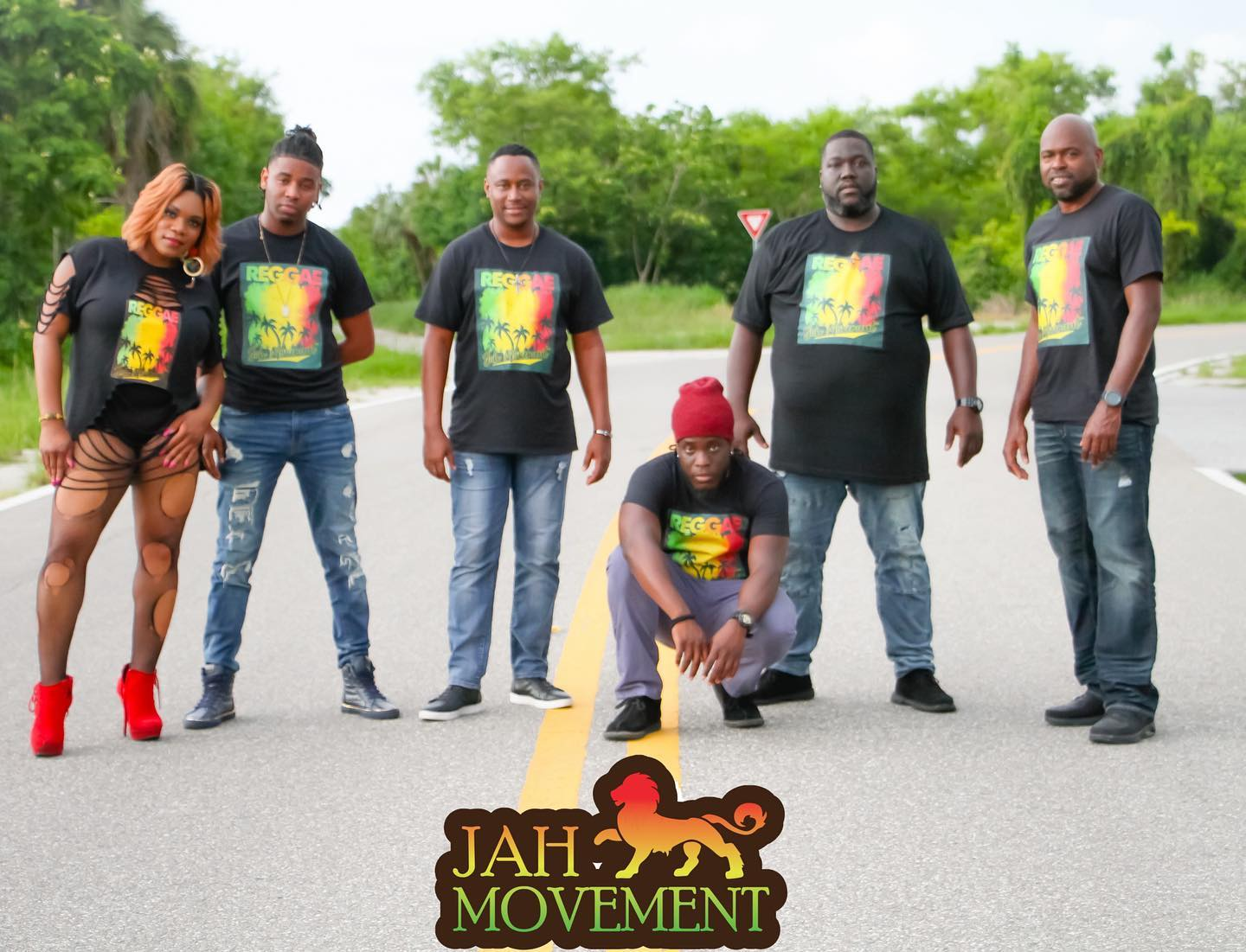 Jah Movement Band
