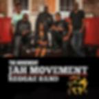 Jah Movement The Movement Album Cover