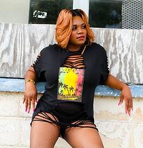 Shantel Norman - Jah Movement, Lead Vocalist
