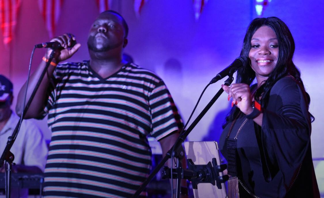 Lead Vocalist: Shantel & Damie