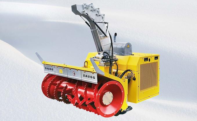 Monoblock Snow blower