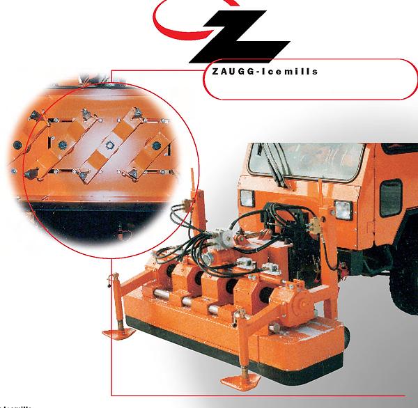 Zaugg Icemill