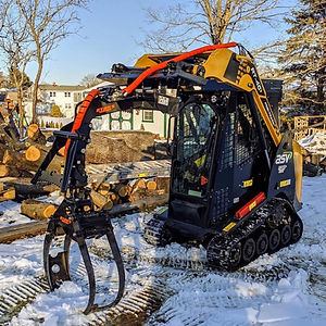 Ryans Equipment Grapple & ASV Track Load