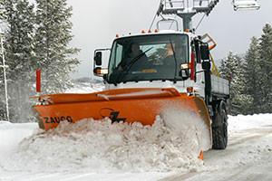 Zaugg snow plow