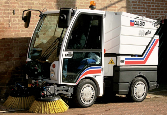 Dulevo 850 Mini