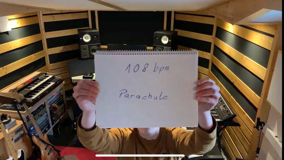 """Song Draft #2 - """"Parachute"""""""