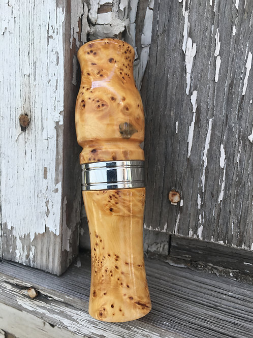 Yellow Cedar Burl ( Call For Availability )