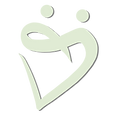 Logo Anja Lindner Herz